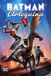 Batman e Arlequina: Pancadas e Risadas - Poster / Capa / Cartaz - Oficial 3