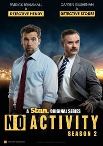 No Activity (2ª Temporada) - Poster / Capa / Cartaz - Oficial 4