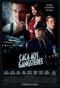 Caça aos Gângsteres - Poster / Capa / Cartaz - Oficial 1