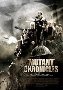 A Era Da Escuridão - Mutant Chronicles - Poster / Capa / Cartaz - Oficial 6