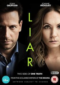 Liar (2ª Temporada) - Poster / Capa / Cartaz - Oficial 1