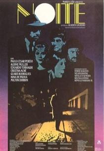 Noite - Poster / Capa / Cartaz - Oficial 2