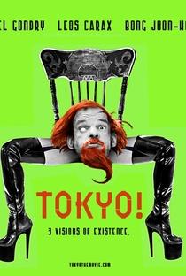Tokyo! - Poster / Capa / Cartaz - Oficial 4