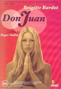 Se Don Juan Fosse Mulher - Poster / Capa / Cartaz - Oficial 2