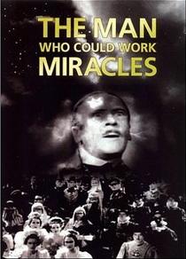 O Homem Que Fazia Milagres - Poster / Capa / Cartaz - Oficial 1