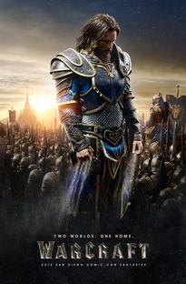 Warcraft: O Primeiro Encontro de Dois Mundos - Poster / Capa / Cartaz - Oficial 9