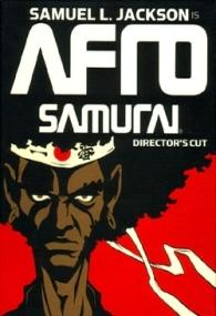 Afro Samurai - Poster / Capa / Cartaz - Oficial 3