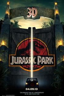 Jurassic Park: O Parque dos Dinossauros - Poster / Capa / Cartaz - Oficial 3