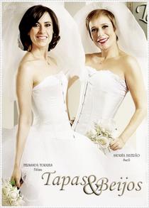 Tapas e Beijos (1ª Temporada) - Poster / Capa / Cartaz - Oficial 2