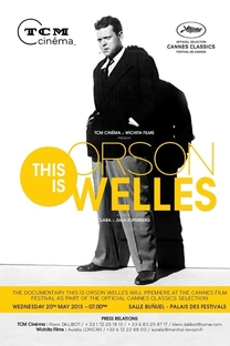 This Is Orson Welles - Poster / Capa / Cartaz - Oficial 3