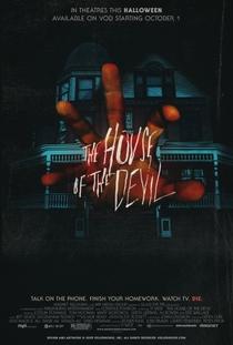 A Casa do Demônio - Poster / Capa / Cartaz - Oficial 7