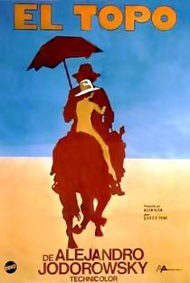 El Topo - Poster / Capa / Cartaz - Oficial 3