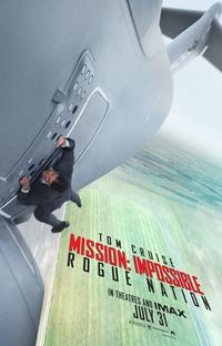 Missão: Impossível - Nação Secreta - Poster / Capa / Cartaz - Oficial 4