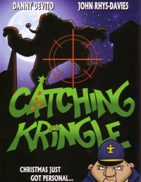 Catching Kringle - Poster / Capa / Cartaz - Oficial 1