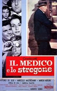 O Médico e o Charlatão - Poster / Capa / Cartaz - Oficial 1