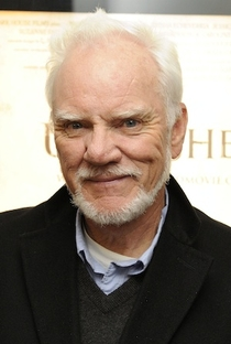 Malcolm McDowell - Poster / Capa / Cartaz - Oficial 1