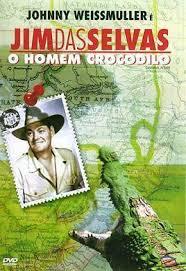 Homem Crocodilo - Poster / Capa / Cartaz - Oficial 2