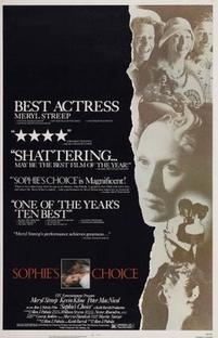 A Escolha de Sofia - Poster / Capa / Cartaz - Oficial 2