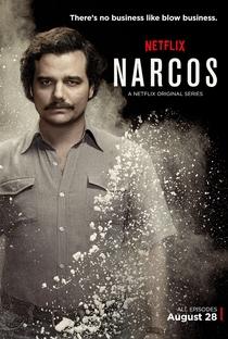 Narcos (1ª Temporada) - Poster / Capa / Cartaz - Oficial 3