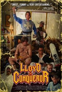 Lloyd o Conquistador - Poster / Capa / Cartaz - Oficial 1