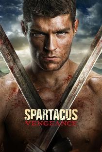 Spartacus: Vingança (2ª Temporada) - Poster / Capa / Cartaz - Oficial 2