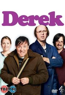 Derek (1ª Temporada) - Poster / Capa / Cartaz - Oficial 3
