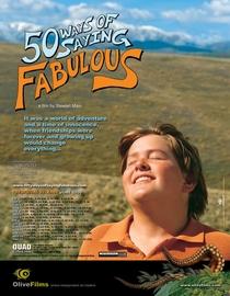 50 Maneiras de Dizer Fabuloso - Poster / Capa / Cartaz - Oficial 1