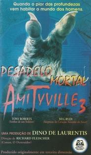 Amityville 3: O Demônio - Poster / Capa / Cartaz - Oficial 5