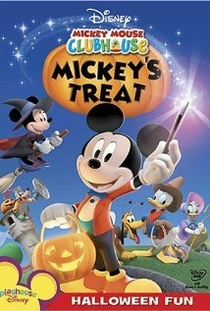 A Casa do Mickey Mouse - Hallowen do Mickey - Poster / Capa / Cartaz - Oficial 1