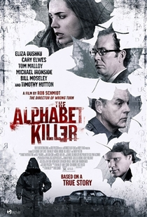 O Assassino do Alfabeto - Poster / Capa / Cartaz - Oficial 4