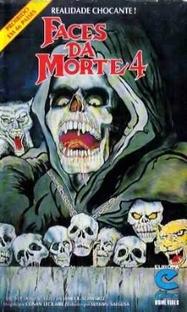 Faces da Morte 4 - Poster / Capa / Cartaz - Oficial 2