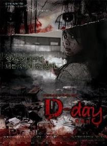 4 Horror Tales 03: D-Day - Poster / Capa / Cartaz - Oficial 1