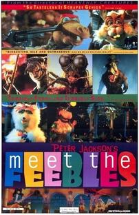 Meet the Feebles - Poster / Capa / Cartaz - Oficial 1