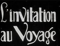 O Convite à Viagem - Poster / Capa / Cartaz - Oficial 1