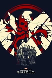 Agentes da S.H.I.E.L.D. (1ª Temporada) - Poster / Capa / Cartaz - Oficial 2