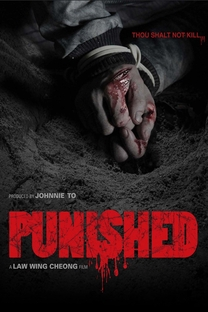 Punished - Poster / Capa / Cartaz - Oficial 2
