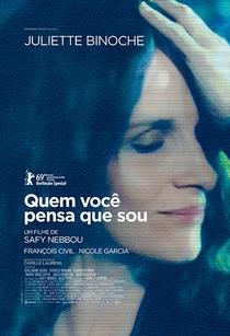 Quem Você Pensa Que Sou - Poster / Capa / Cartaz - Oficial 2