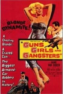 Garotas, Gatilhos e Gangsters - Poster / Capa / Cartaz - Oficial 1
