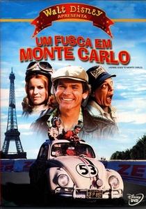 Um Fusca em Monte Carlo - Poster / Capa / Cartaz - Oficial 1