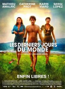 Les Derniers Jours Du Monde - Poster / Capa / Cartaz - Oficial 1
