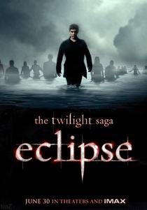 A Saga Crepúsculo: Eclipse - Poster / Capa / Cartaz - Oficial 6