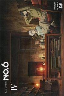 No.6 - Poster / Capa / Cartaz - Oficial 2