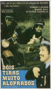 Dois Tiras Muito Aloprados - Poster / Capa / Cartaz - Oficial 1