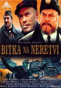 A Batalha do Neretva - Poster / Capa / Cartaz - Oficial 2