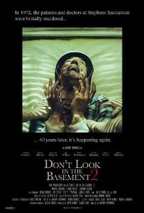 Não Olhe no Porão 2 - Poster / Capa / Cartaz - Oficial 1