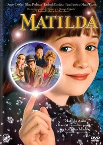 Matilda - Poster / Capa / Cartaz - Oficial 7