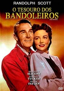 O Tesouro do Bandoleiro - Poster / Capa / Cartaz - Oficial 1