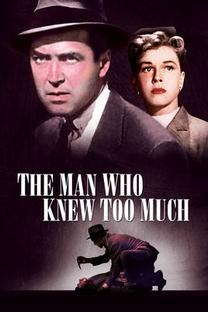 O Homem Que Sabia Demais - Poster / Capa / Cartaz - Oficial 18