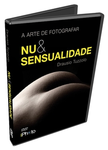 A Arte de Fotografar Nu e Sensualidade - Poster / Capa / Cartaz - Oficial 1