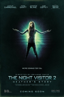 The Night Visitor 2: Heather's Story - Poster / Capa / Cartaz - Oficial 1
